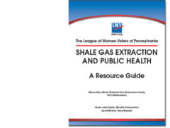 Shale Gas Extraction and Public Health